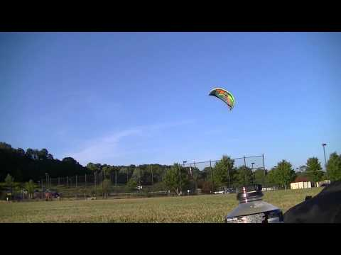 Lycos 3.0 Speed kite and Prisim 4.2 power kite