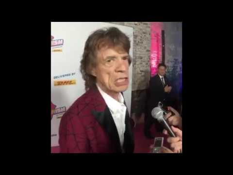 Mick Jagger Talks How Awesome The New York Exhibitionism Is For The Rolling Stones