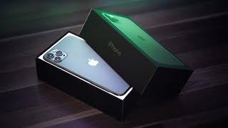 iPhone 11 Pro Max Unboxing: So sieht die Kamera in echt aus! - felixba