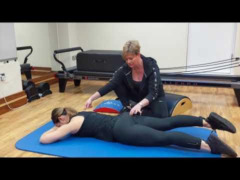 Rachel Dodgson (Physiotherapist) Exercise Video - Part One