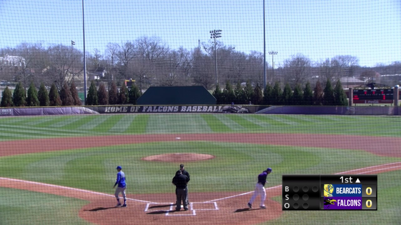 Montevallo baseball vs. Lander (Game 3) - YouTube