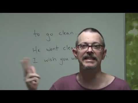 Q&A: To go clean (Meaning, Usage & American Pronunciation)