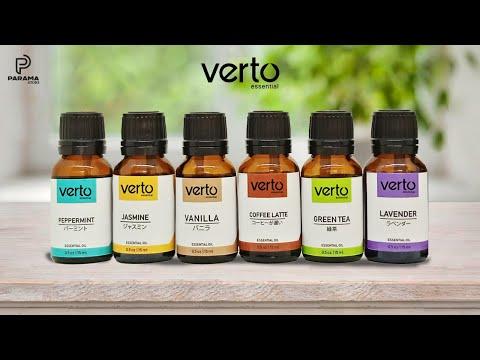 Verto Aromatherapy Oil, Pewangi Mobil dan Ruangan