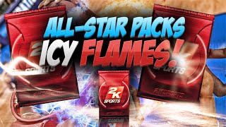 NBA 2K15 My Team Pack Opening - ICY ALL STAR PACKS! GETTING CHILLY IN HERE! PS4