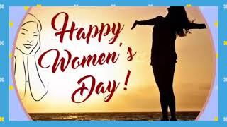 Happy Women's Day | 8 March |  Women's Day Video | International Women's Day