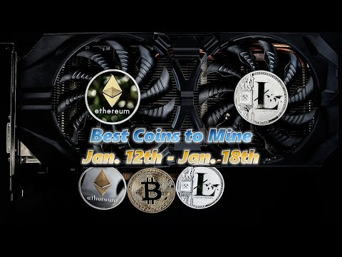 Cryptocurrency mining most profitable