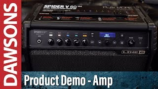 Line 6 Spider V MkII Amplifier Review