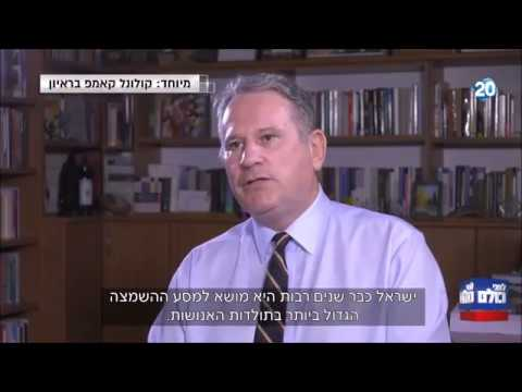 Interview with Colonel Richard Kemp