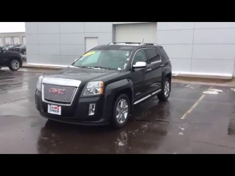 2014 Gmc Terrain At Don Johnson Motors In Rice Lake Wi