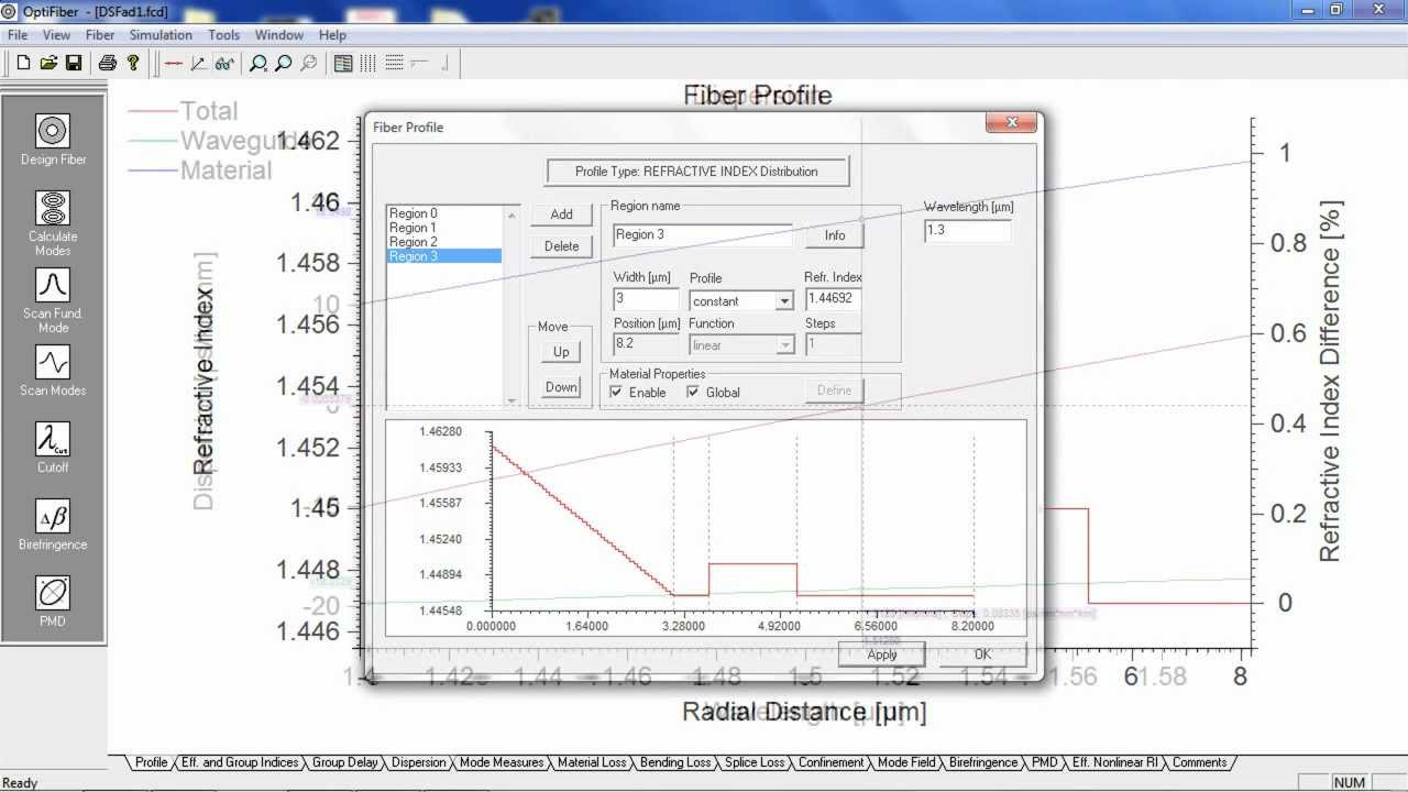 Optiwave Com Optical Fiber Design Youtube