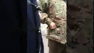 Начало драки Коханивского и Качмалы