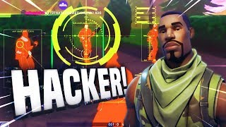 THAT'S HOW A HACKER PLAYS IN SEASON 9 OF FORTNITE