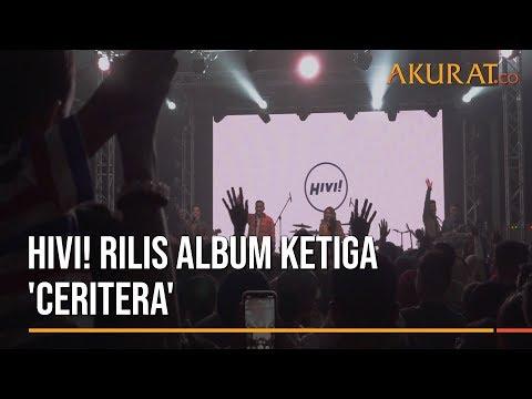 HIVI! Rilis Album Ketiga 'Ceritera'