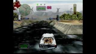 Vigilante 8 Nintendo 64 Gameplay