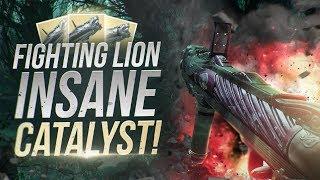 Fighting Lion W/ Catalyst.. IS GOOD! Destiny 2: Forsaken