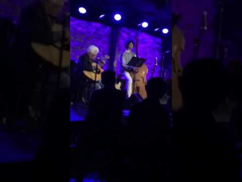 Larry Coryell Trio live at the Iridium 2/18/17  Black Orpheus by Luiz Bonfá