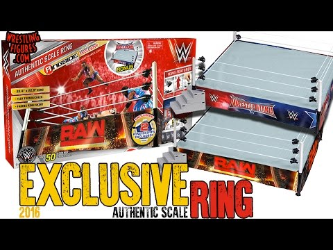 "Ringside exclusive Accessoire /"" 27 pièces Ultimate Wrestling Barricade Playset/"""