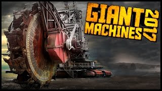 Giant Machines 2017 ➤ Giant Excavator and Dump Truck! [Let's Play Giant Machines 2017 Gameplay]