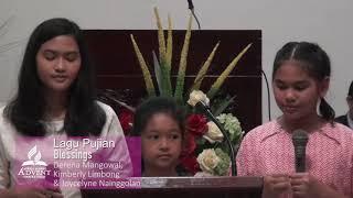 Hari Ketujuh Blessing - Derena Mangowal, Kimberly Limbong & Joycelyne Nainggolan