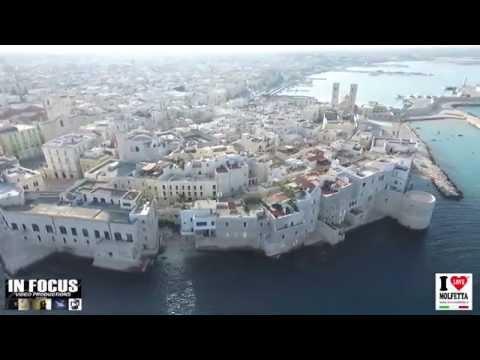 #molfetta drone video immagini aeree #ilovemolfetta