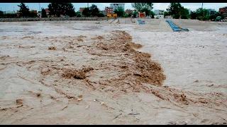 أخبار عربية وعالمية - 25 قتيلا و16 مفقودا إثر #فيضانات إجتاحت شمال غرب #إيران
