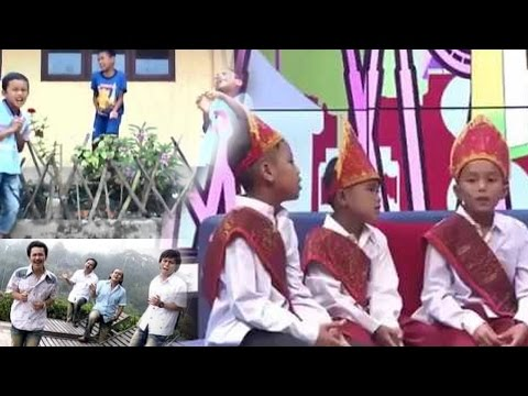 Mendadak Viral! Tiga Anak SD Nyanyikan Lagu Batak