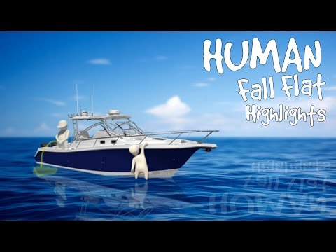 WATERSPORTS | Human Fall Flat CoOp Highlights