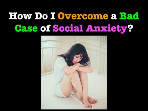 How To Overcome Social Anxiety (SAD) (r/AskReddit)