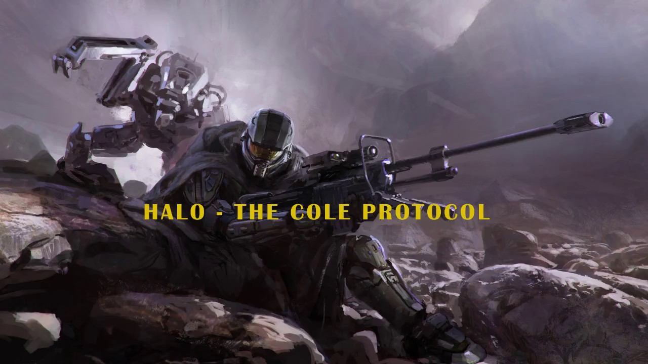 Halo The Cole Protocol  (Halo 6) Audiobook