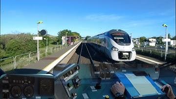 En train : De Clermont-Ferrand à Arvant