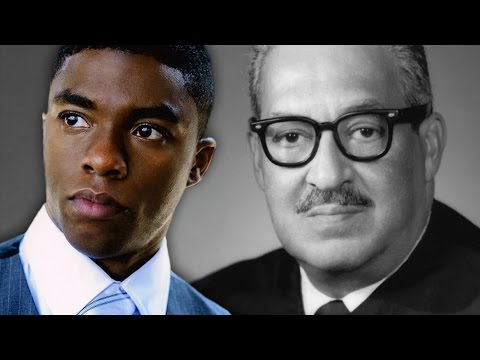 Chadwick Boseman to star in Thurgood Marshall biopic - Collider