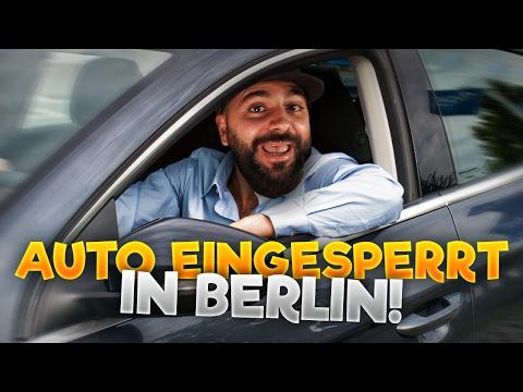 AUTO IM PARKHAUS EINGESPERRT!