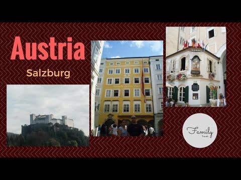 Salzburg, Austria weekend trip Part 2- Travel vlog