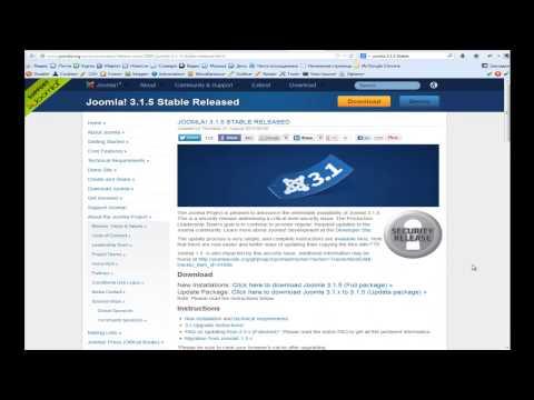Используем программу Open Server для Wordpress и Joomla