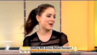 Chatting With Actress Madison Davenport