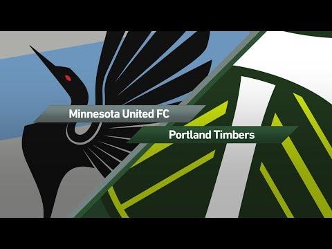 Highlights: Minnesota United vs. Portland Timbers | June 21, 2017