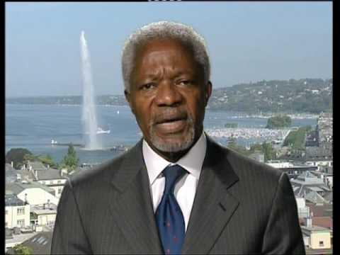 WISE Interview: Former UN Secretary-General Kofi Annan