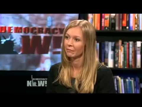 Bank Whistleblower Alayne Fleischmann & Matt Taibbi on How JPMorgan Chase Helped