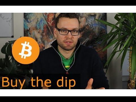 My thoughts on Bitcoin and why I'm buying the dip!