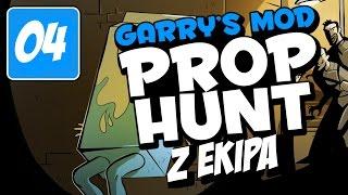 (Garry's Mod) PROP HUNT Z EKIPĄ [#04]