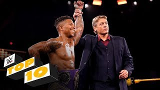Top 10 NXT Moments: WWE Top 10, Oct. 9, 2019