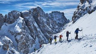 Salewa Get Vertical Winter 17-18 - San Martino di Castrozza