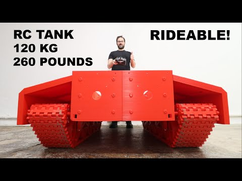 motors-on-the-big-3d-printed-tank!