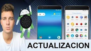 Forzar Actualización a Android 8.0 | Actualizar a Ultima Versión Android Oreo
