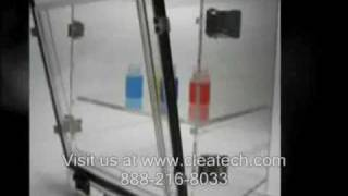 Plastic Desiccator Cabinets, Dry Box for Laboratory