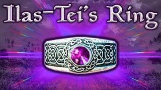 Skyrim SE - Ilas-Tei's Ring - Unique Ring Guide