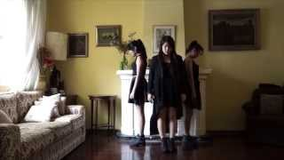 We are Iro Bang, from Lima-Peru. We hope you enjoy our video. Canci...