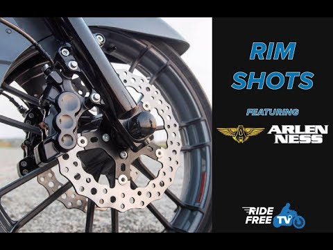 Rim Shots: Arlen Ness Gets In On The Wheel Game | Ride Free TV