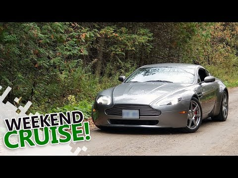 WEEKEND CRUISE! (Not Really A Vlog)