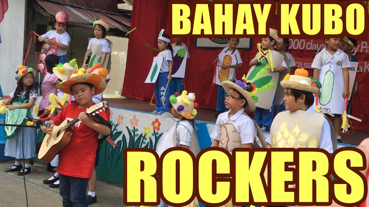 How To Play Bahay Kubo Youtube
